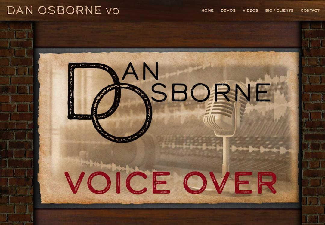 Dan Osborne • Voice Over