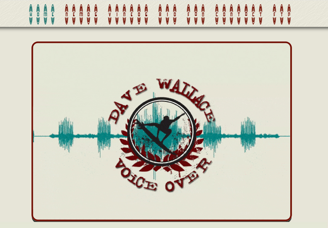 Dave Wallace • Voice Over