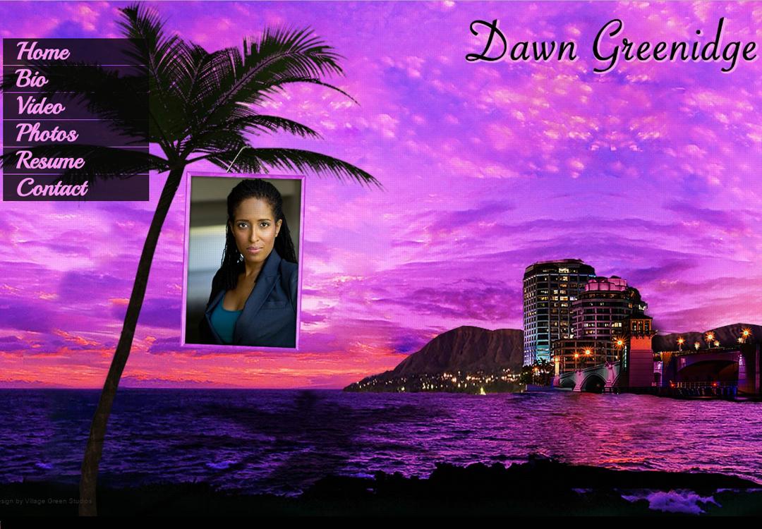 Dawn Greenidge • Actor