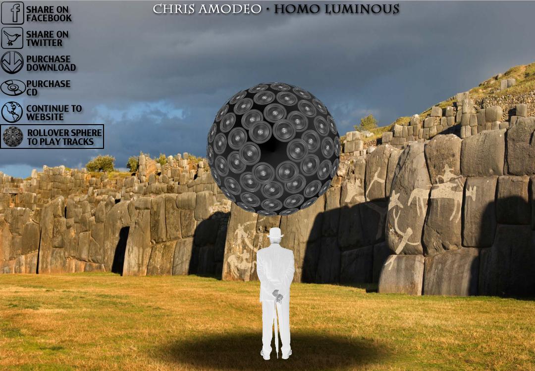 Spiritual Consciousness Age of the Homo Luminous | CHRIS AMODEO
