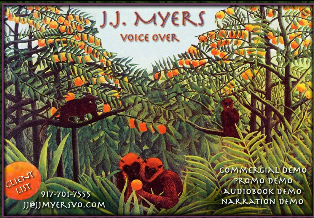 J Myers Voice Over