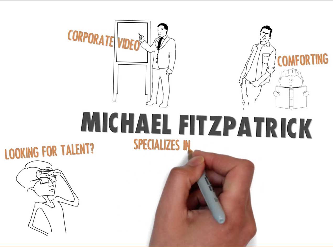 Michael Fitzpatrick • Voice Over