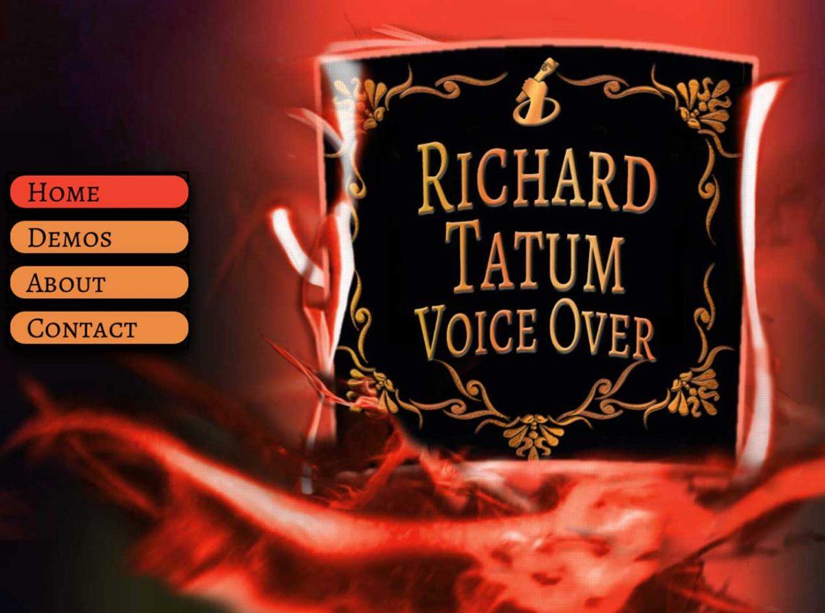 Richard Tatum • Voice Over