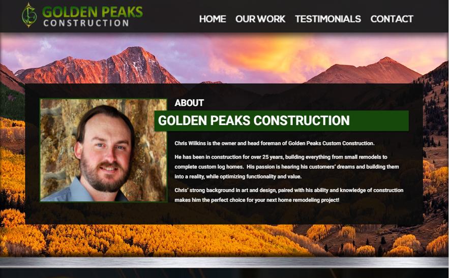 Golden Peaks Construction