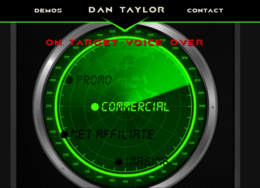 Dan Taylor • Voice Over