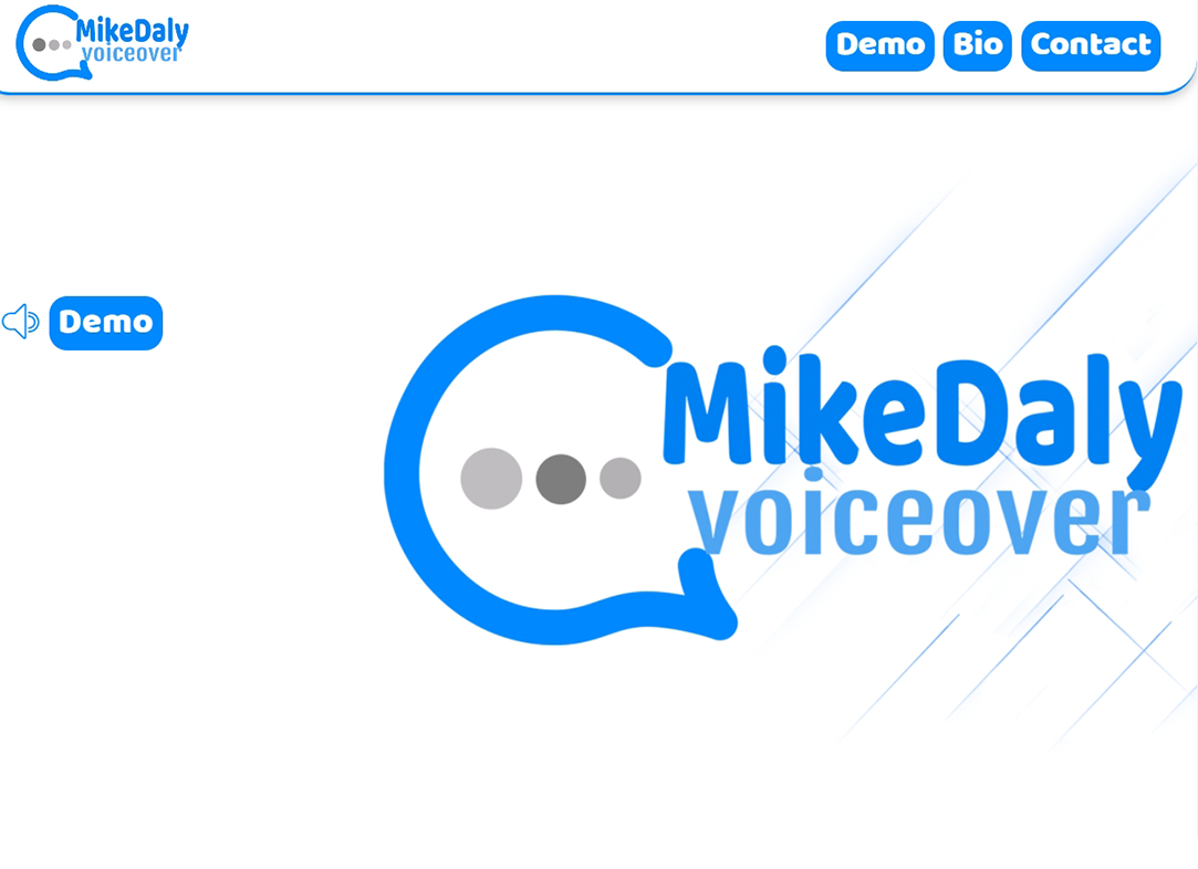 Mike Daly • Voice Over