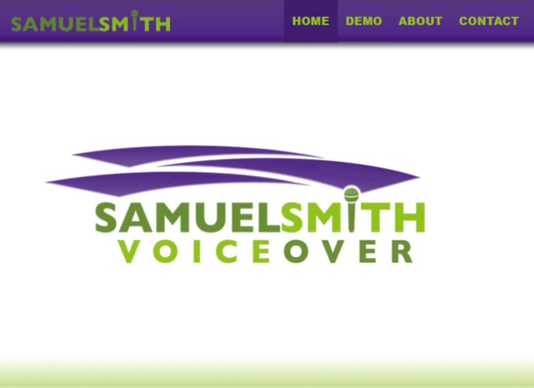 Samuel Smith • Voice Over